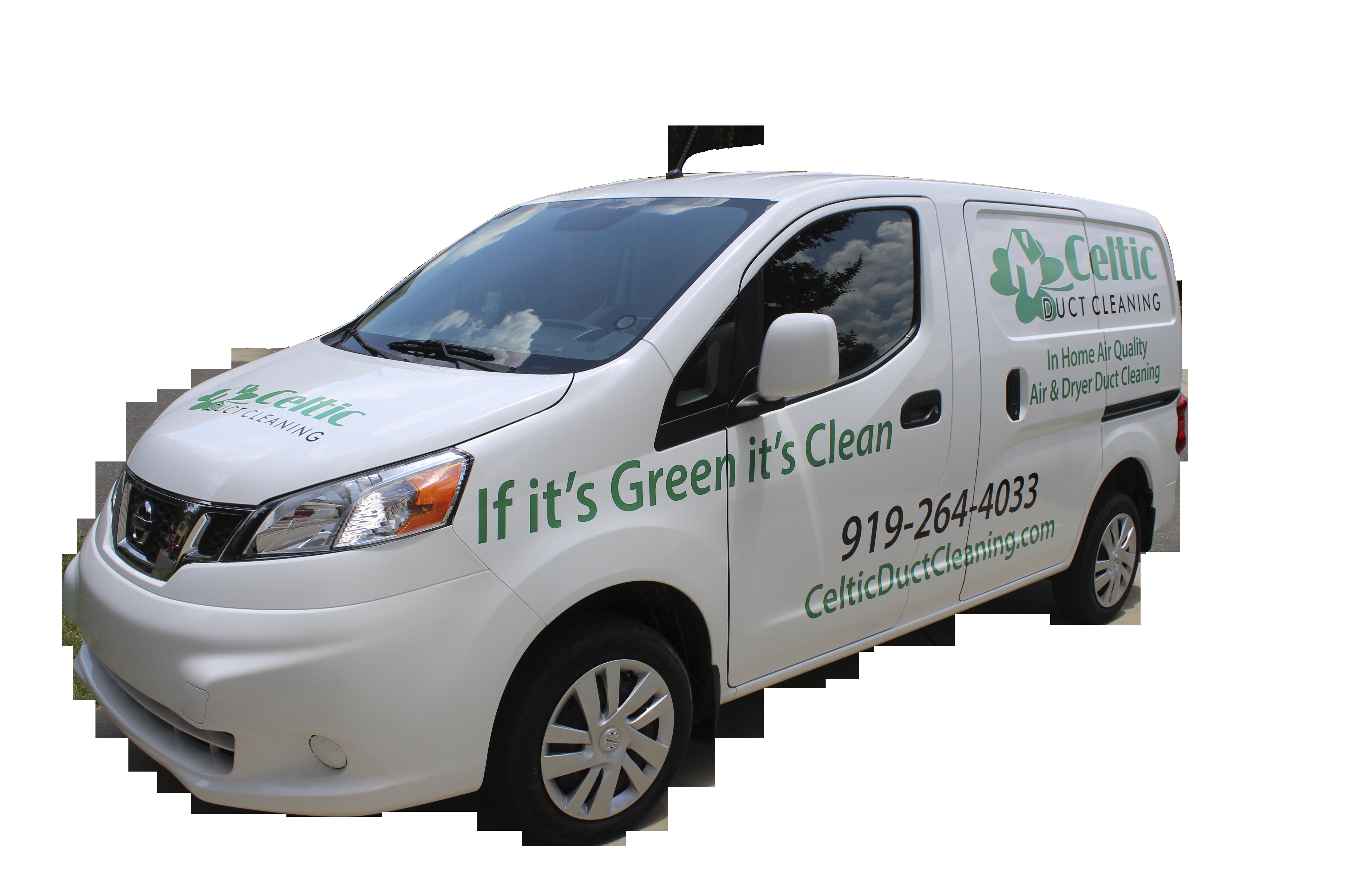 Celtic Van